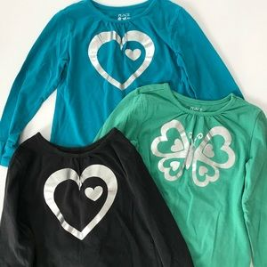 Lot of Children's Place Long Sleeve Tops
